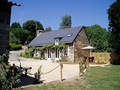 Holiday Cottage in Baud, Pontivy area, France from £68P/N