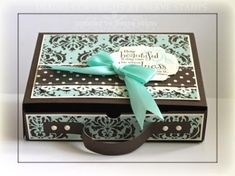 Tutorial drawer box