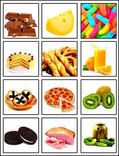 Free Preschool, Preschool Science, Preschool Printables, Autism Learning, Health Activities, Food Pyramid, Nutrition, Montessori Materials, Health Education