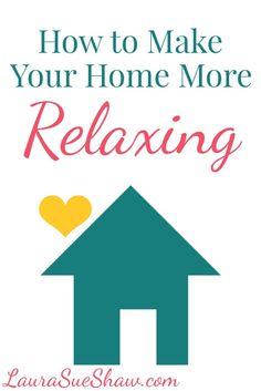Here are some simple ways to make your home more relaxing in order to create a…