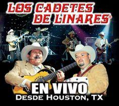 Download Los Cadetes De Linares - En Vivo Desde Houston, TX - Sinaloa-Mp3