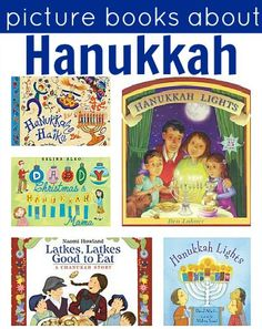 Hanukkah Books For K
