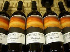 Carter Mountain Orchard Wine Shop in Charlottesville, Virginia Charlottesville, Wine Rack, Whiskey Bottle, Apples, Wines, Ferrari, Virginia, Cocktail, Mountain