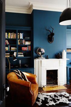 modern living room design by studio muir