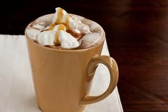 Homemade Hot Chocolate Mix  Rich and decadent homemade hot cocoa/hot chocolate mix made with real chocolate.  Ingredients  2 vanilla beans 4...