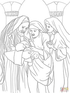 Image Result For Bible Coloring Pages Daniel