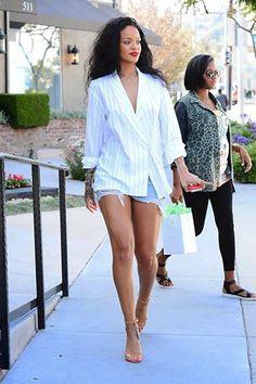 We love her style   Rihanna Inks Multi-Million Dollar Partnership With Puma & Is Named Creative Director!  #puma #IS #chic #wardrobe #fashion #style #RihannaDress