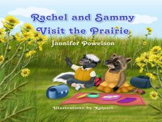 'Rachel and Sammy Visit The Prairie' is another classic by Jannifer Powelson. The game is an exceptional tool for teaching children about life on a prairie and the great outdoors!