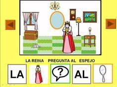 Logo Image, Spanish, Homeschool, Education, Php, Short Stories, School, Vestidos, Communication Boards