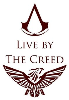 Live by the Creed