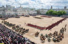 6/9/18 - Trooping the Color.