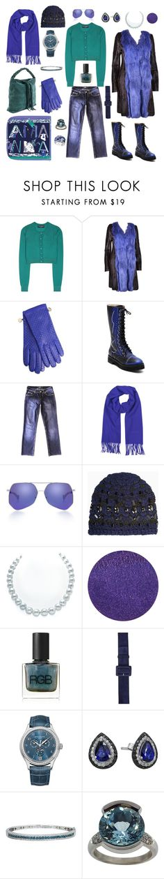 """""""starting from the top"""" by harikleiatsirka ❤ liked on Polyvore featuring Dolce&Gabbana, Versace, Boutique Moschino, Moschino, D&G, Grey Ant, BCBGMAXAZRIA, Lipstick Queen, RGB Cosmetics and Patek Philippe"""