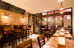 The Remedy is an adorable backstreet bar, where excellent snacks are only just upstaged by some very fine wine. Best Bars London, Pub Interior, Oxford Circus, Drink List, Greater London, Cool Bars, Fine Wine, Old World, Remedies