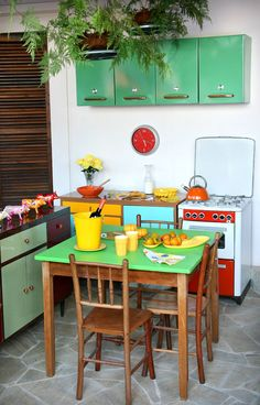 Decoration Funky Kitchen X Küche geplant Trees matter to the look of Funky Kitchen, Home Decor Kitchen, Home Kitchens, Diy Home Decor, Kitchen Design, Room Decor, Funky Decor, Home Board, Home Decor Furniture