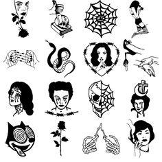 Eye tattoo ideas sketches ink 44 ideas for 2019 Flash Art Tattoos, Body Art Tattoos, Mini Tattoos, Black Tattoos, Small Tattoos, Tattoo Sketches, Tattoo Drawings, Tattoo Ink, Tatuaje Old School
