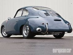 WOW! Wish I had Dads 356 or his Speedster.