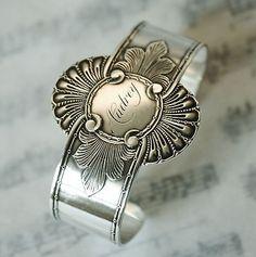 Jacob Tostrup Norway Antique Vinatge C 1929 Art Deco Cuff Bracelet Sterling | eBay