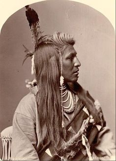 Uriewici or Jack Tendoy Shoshone 1880