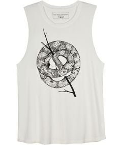Mother of Wands Muscle Tee