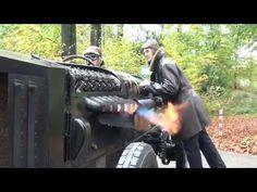 Brutus Sinsheim - Brutus car - BMW Brutus - YouTube