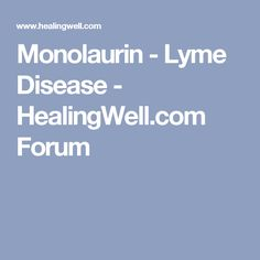 8 Best Lyme Killer images | Lyme disease, Chronic fatigue