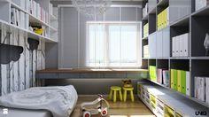 Pokój dziecka styl Skandynawski - zdjęcie od kkarchitekci - Pokój dziecka - Styl Skandynawski - kkarchitekci
