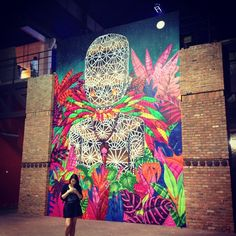 by Toz for Art Rua in Rio de Janeiro