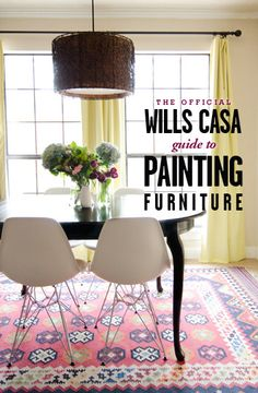 Wills Casa Guide to Painting Furniture