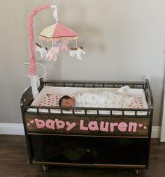 DIY Baby Bedside Bed, Mobile Bassinet. - Imgur