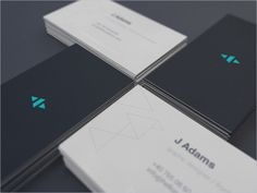 93 best minimalist business cards images on pinterest business 20 minimalistic business card designs for your inspiration colourmoves