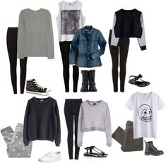 highschool outfits - Google Search