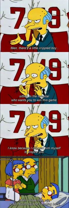 The Simpsons A Lesson in Motivation
