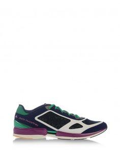Adidas by Stella McCartney Dorifera Leopard Color Sneaker - Learn how fashion girls do sporty chic