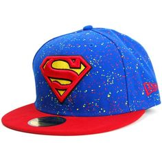 The New Era Speckle Hero Superman Cap has just been added to Urban Surfer! Only £26.99. What do you think?