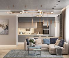 First Class Family Home With Blue, Pink And Gold Decor Modern Apartment Decor, Apartment Interior, Apartment Design, Living Room Interior, Living Room Decor, Condo Design, Living Area, Living Rooms, Living Room Modern