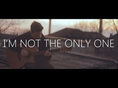 ▶ I'm Not The Only One - Sam Smith (fingerstyle guitar cover by Peter Gergely) - YouTube