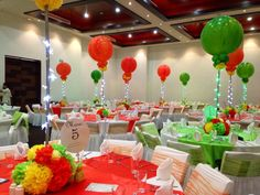 Big balloons, balloons decorations, elegant balloons decorations, funny Party! Globos gigantes