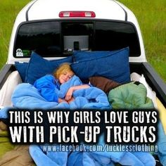 Actually, this is why I have a truck ☺️