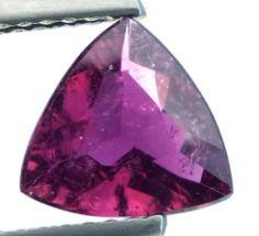 1.12 ct Natural purplish pink Rubellite Tourmaline loose gemstone available on www.buygems.org #gemstone #tourmaline #gems #mineral #jewelry #luxury #buygems
