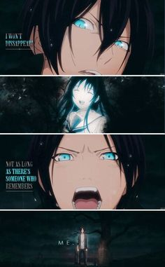#Yato .. i will remember you!