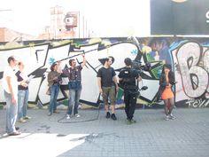 La gravació del video clip LMFAO a Tags #lavestiteca  http://blogs.tv3.cat/lavestiteca.php?itemid=46442