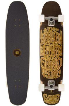 Globe-Trucker-39-Longboard-black-gold