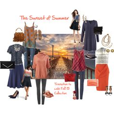 The Sunset of Summer by leanne-m-zellmer on Polyvore featuring polyvore, fashion, style, Billabong, Chloé, Head Over Heels by Dune, Givenchy, Steve Madden, Yves Saint Laurent and Rebecca Minkoff