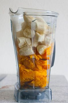 So, since I shared Butternut Squash Gnocchi yesterday, I thought I would share what I did with the leftover roasted squash with you guys too. I thought it might be helpful for parents of young children, particularly infants. As I've mentioned in a previous post, I am a HUGE fan of reusable pouches. And for…