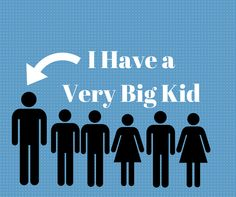 I Have a Very Big Kid | Boston Moms Blogs