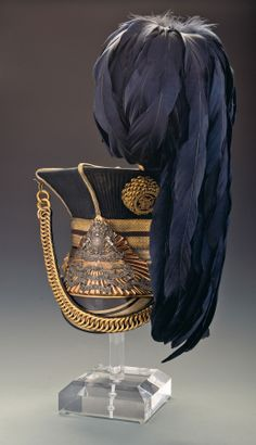 Outstanding 16th Queen's Lancers Officer's Czapka