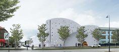 Islamic Community Center and Mosque   Henning Larsen Architects   Copenhagen, Denmark   DesignDaily   Designs Everyday!