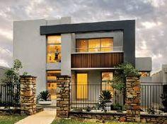 modern 2 storey house designs - Google Search   House ideas ...