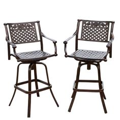 805b6cecf0f Amazon.com  Best Selling Sergio 2-Pack Outdoor Barstool  Patio