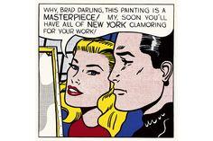 Most comprehensive exhibition ever devoted to foremost Pop artist Roy Lichtenstein opens at Tate